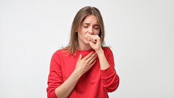 paziente che tossisce