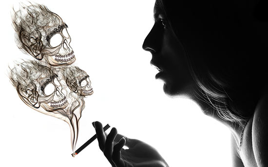 흡연의 위험성