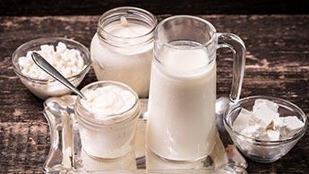 produits laitiers fermentés