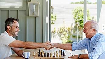 grands maîtres d'échecs
