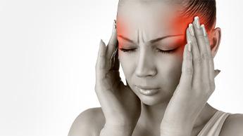 Sollievo dal mal di testa