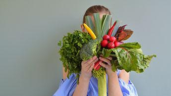 자연식물식이 영양 결핍과 뇌에 위험을 초래할까요?