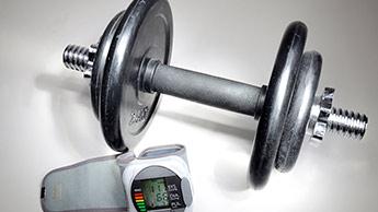体重・血圧モニター
