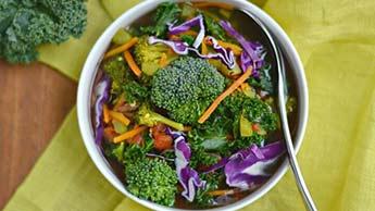 Zupa warzywna wzmacniająca układ odpornościowy