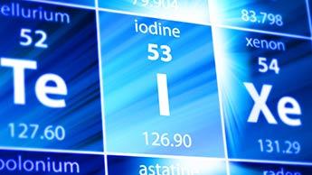 O iodo pode aumentar seu QI?