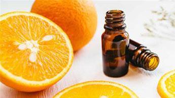 óleo de laranja doce