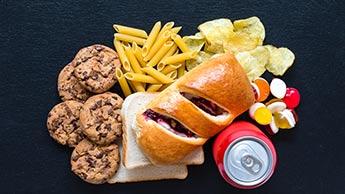 초가공 식품은 사망 위험을 62% 증가시킵니다