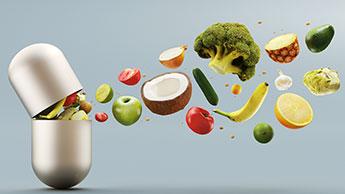 витаминная таблетка