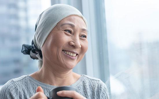 항암 치료 여성