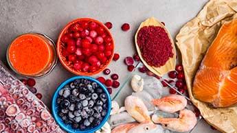 I benefici dell'astaxantina per il corpo