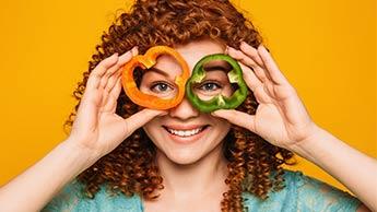 I migliori cibi per la salute degli occhi