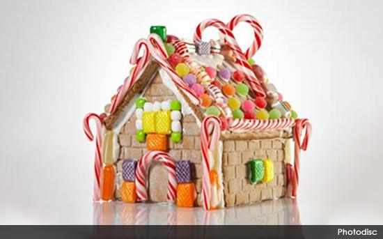 크리스마스 사탕