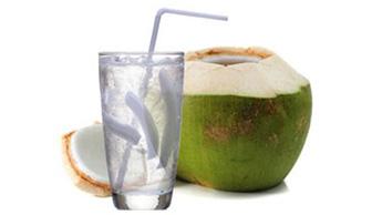 코코넛 워터의 효능은 무엇인가요?