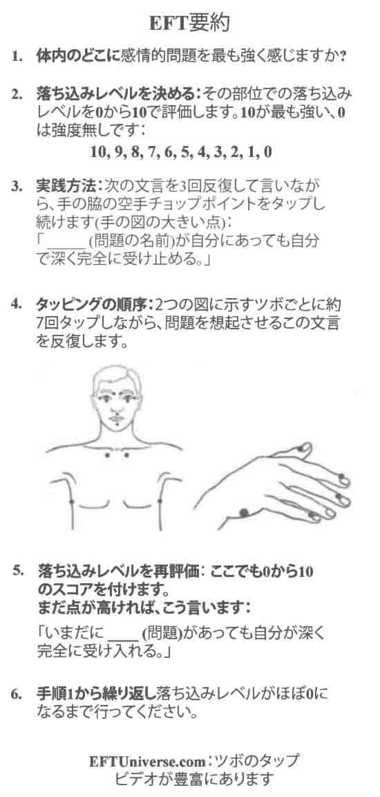 エコ瞑想の7つの手順