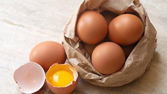 Яйца благотворно влияют на уровень холестерина