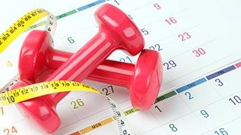 Тренируйтесь четыре-пять раз в неделю для предотвращения артериальной ригидности