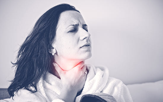 甲状腺迟滞综合征