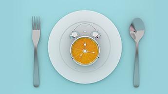 zeitlich begrenztes Essen