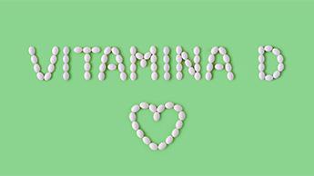 A vitamina D é essencial para a saúde do seu coração