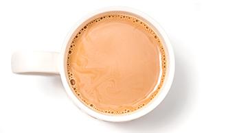 Crème avant le café