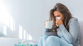 Zinc contre la grippe