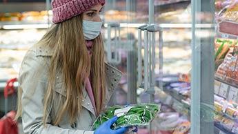 Коронавирус и правила безопасности пищевых продуктов