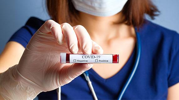 cura para coronavírus