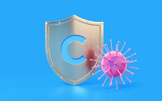 바이러스 예방 비타민 C