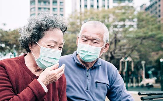 대기오염과 노인