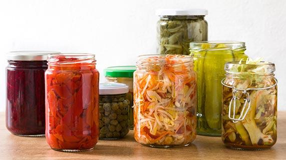 Beneficios dos alimentos fermentados