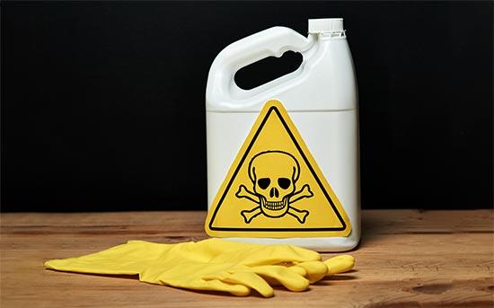 청소 세제 독성