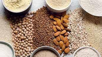 小麦粉 代替食品