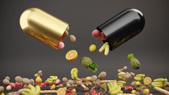 Vitamine e minerali per la longevità