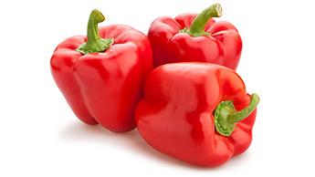 Benefici sulla salute dei peperoni rossi