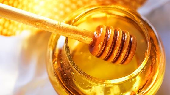 miel traitement