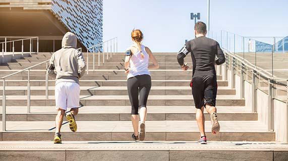 계단 운동