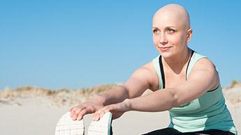 암 생존자들의 운동