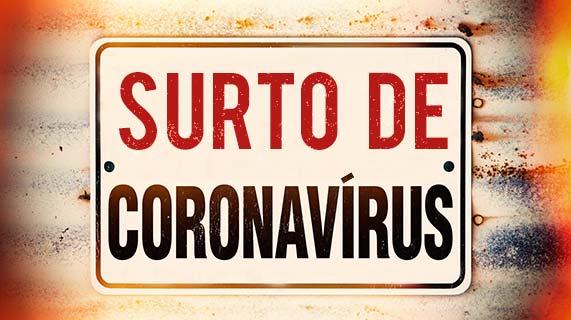 Surto de coronavirus
