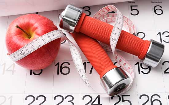 운동과 체중감량