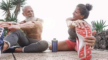 筋肉の減少