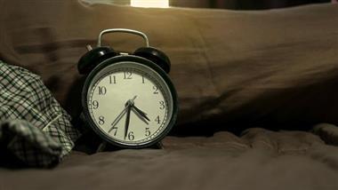 침실 시계