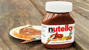 Ingredienti della Nutella