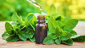huile de menthe poivrée pour le syndrome de l'intestin irritable