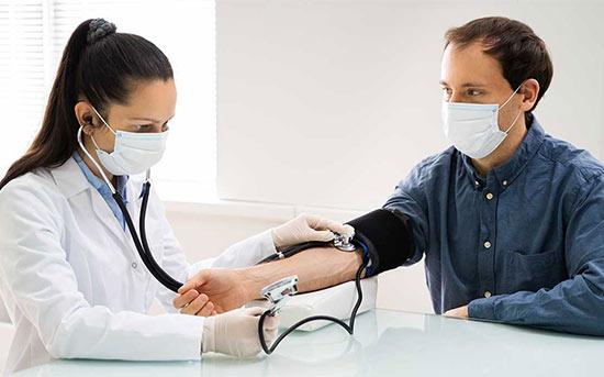 고혈압과 코로나바이러스