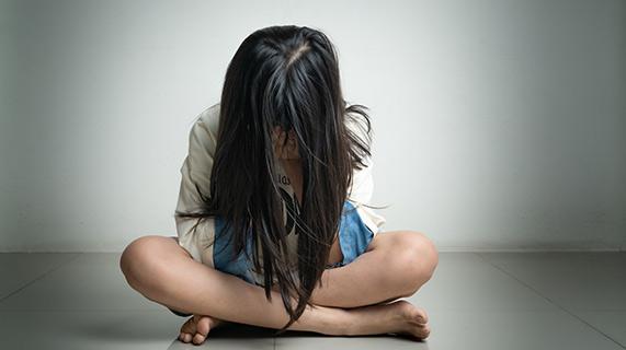 dépression chez les enfants