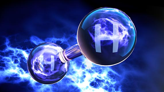 hydrogène moléculaire