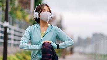 運動 中 に マスク を するのは よくない
