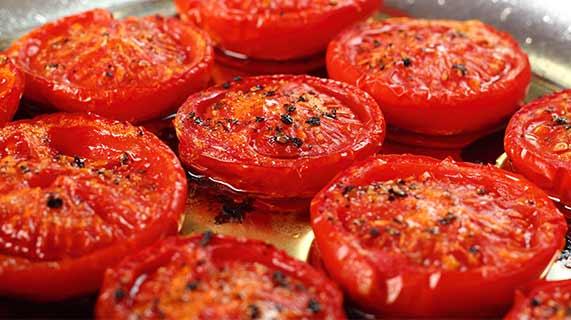 익힌 토마토