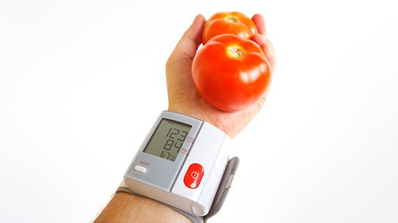 aliments pour baisser pression artérielle