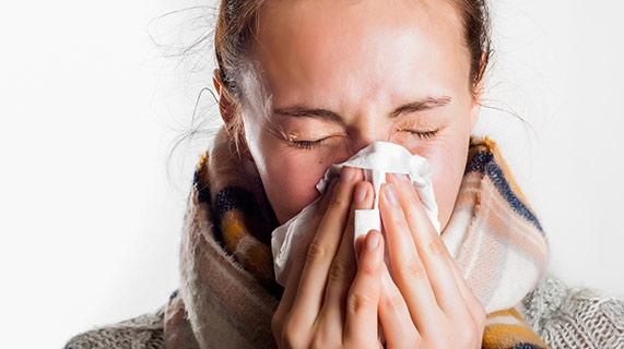 soigner un nez bouché